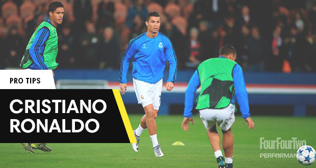 CR7 Cristiano Ronaldo Munin Sports m-station pro tips