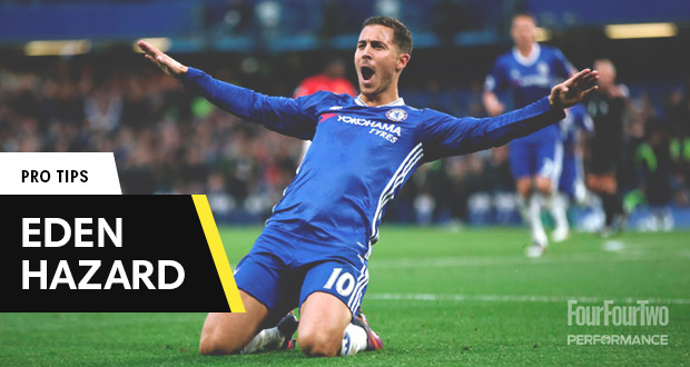Eden Hazard Munin Sports m-station pro tips