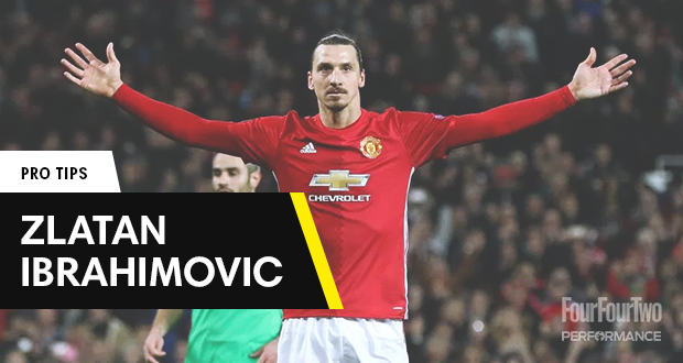 Zlatan Ibrahimovic training tips